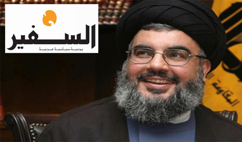 Sayyed Hassan Nasrallah- Assafir interview