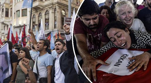 'Turkey has become a Dangerous Place'