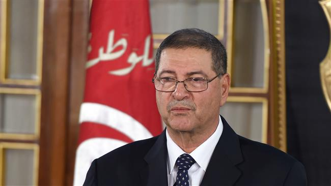 Tunisian Prime Minister Habib al-Essid
