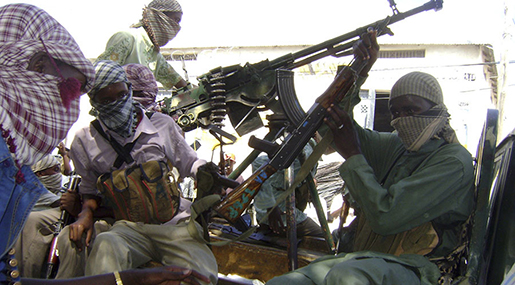 Al-Qaeda-Linked Attack Kills Dozens in Somalia's AU Base