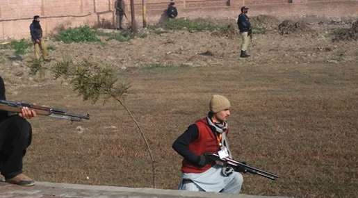 Scores Dead in Armed Taliban Attack at NW Pakistan University
