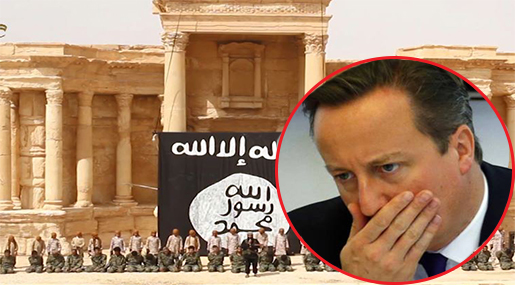 Why is David Cameron So Silent on the Recapture of Palmyra from the Clutches of