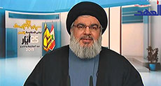 Sayyed Nasrallah on Liberation Day: Takfiri Threat Unparalleled, No Place for A Terrorist in Arsal
