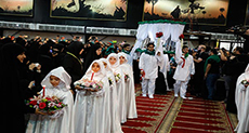 The Commemoration of the Martyrdom of Ali al-Asghar Imam Hussein's Youngest Child