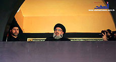 Sayyed Nasrallah: We're Firm to Defeat US-Takfiri Scheme, 'Israel'...Syria Won't be Toppled