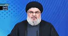 Sayyed Nasrallah Condemns Paris Attacks: Open Battle with 'ISIS'