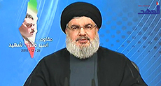 Sayyed Nasrallah's Full Speech on the martyrdom of the chief of the freed detainees Samir al-Quntar