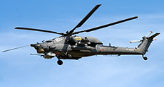 Russia to Supply Algeria with 40 Mi-28 Attack Helicopters