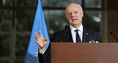 De Mistura: Brussels Blasts Show 'No Time to Lose' Reaching Syria Peace