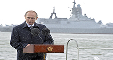 Putin's Syria Campaign Could Boost Russian Arms Sales by $7Bn
