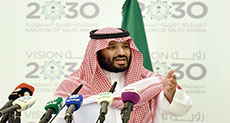 KSA Unveils Vision 2030 to Move Away from Oil