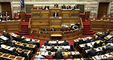 Greek Parliament Passes Fresh Austerity Measures