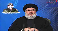 Sayyed Nasrallah's Full Speech on Martyr Leader Sayyed Mustafa Badreddine's Memorial