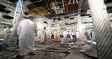 Series of Suicide Bombings across KSA