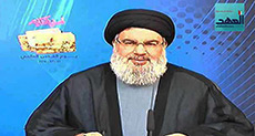 Sayyed Nasrallah's Full speech on the Int'l Quds Day