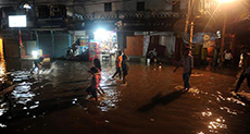 Heavy Flooding Kills 300+ Eastern, Central India