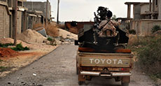 AI: Hundreds Trapped in Libya's Benghazi amid Fighting