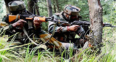 Indian Army Kills 3 Militants in Kashmir