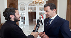 Al-Assad: European Gov'ts Support Terrorists, Operate against their People's Interests