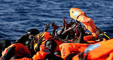1,750+ Migrants Rescued as Italy, Libya Sign Deal