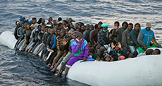 Red Crescent: 74 Bodies of Migrants Wash Ashore in Libya
