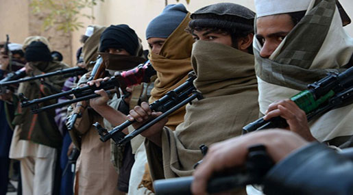 Taliban Launch 'Spring Offensive' in Afghanistan