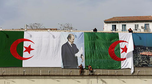 Algerians Vote for New Parliament