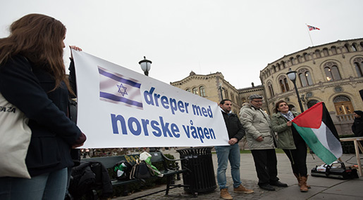 Norway's Largest Trade Union Calls for Blanket Boycott of «Israel»