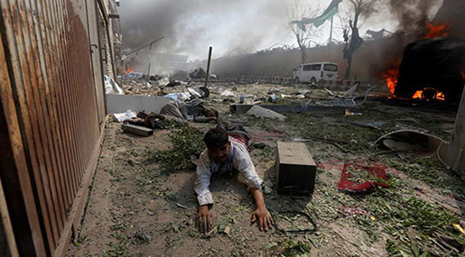 Kabul Blast Toll: At Least 80 Killed, 340+ Wounded, Daesh Claims Responsibility