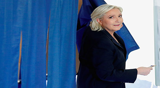 French Legislative Elections: Le Pen Says Voters 'Have All Cards' to Influence Results