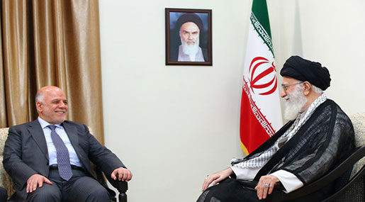 Imam Khamenei: US, Its Puppets against Iraqi Independence, Unity