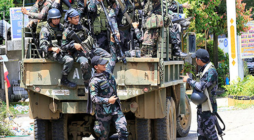 Daesh-Linked Terrorists Attack Town in S Philippines, Occupy School