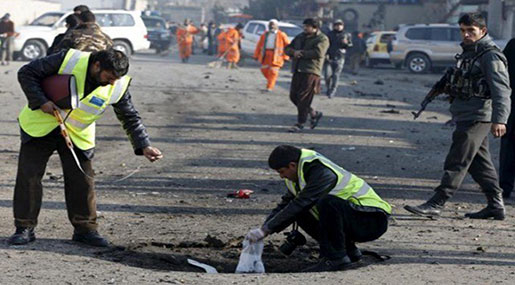 Afghanistan Car Bomb: 29 Killed, 50 Injured