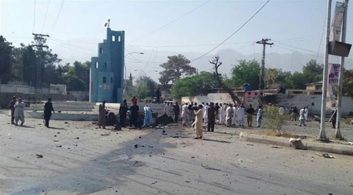 Pakistan Suicide Attack: Car Bomber Kills at Least 7, Injures 15