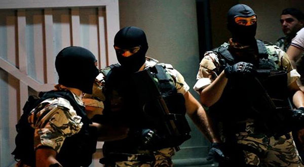 Lebanese General Security Bust Daesh Cell Fronting As a Fake Football Team