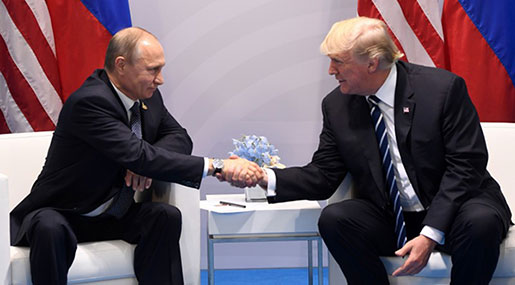 Trump, Putin Had another Undisclosed Talk At G20