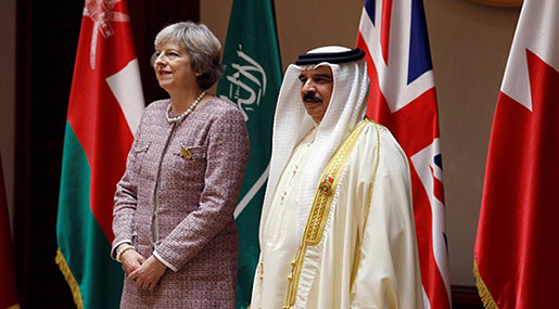 Index on Censorship: UK Foreign Office Report Heaps Praise on Bahrain