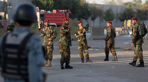 Afghan Hospital Attack: 35 Dead, Taliban Claims Responsibility