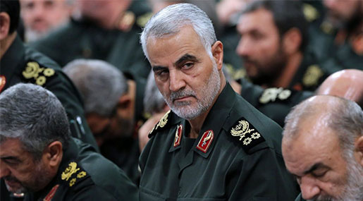 Al-Quds Force Cmdr. Vows Retaliation against Daesh for Recent Execution in Syria