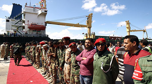 Libya's Benghazi Port Reopens after 3-Year Closure