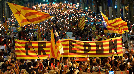 Catalonia Independence: Spain Threatens Catalan Separatists As Deadline Looms