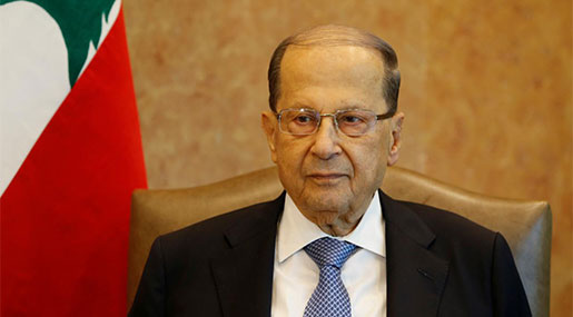 Lebanon's President Aoun Upbeat on Hariri Comments, Says Political Deal Still Stands