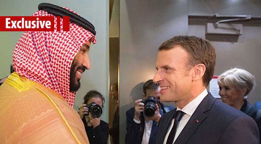 These Are the Details of the Franco-Saudi Agreement for the Release of Hariri and His Family