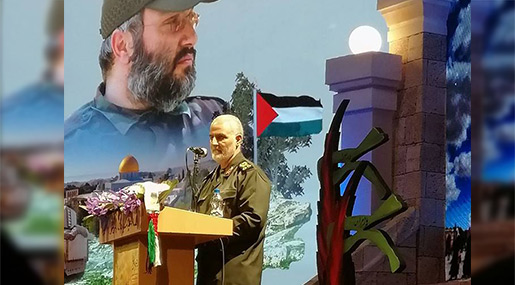 Soleimani: Avenging Martyr Mughniyeh, Other Martyrs Is Thru Eradicating «Israel»
