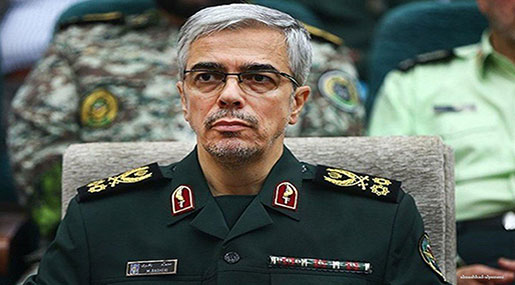 Iran's Senior Military Cmdr.: Syria to Be Cleared of Terrorists in A Few Months