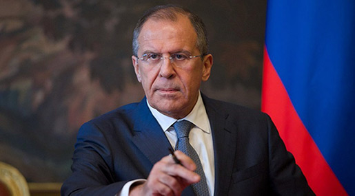 Lavrov: Reports on Chemical Weapons Use in E Ghouta «Bogus»