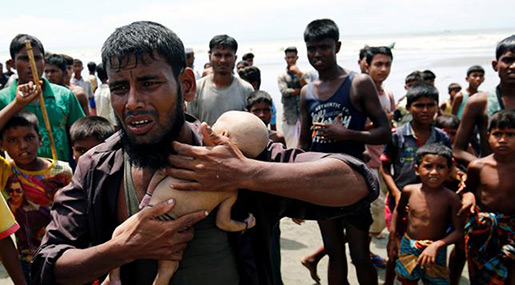 UN Rights Official: Myanmar's «Ethnic Cleansing» of Rohingya Continues