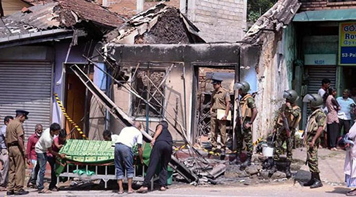 Sri Lanka: Buddhist Mobs Target Muslims Despite State of Emergency