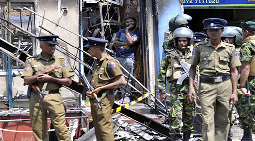 Sri Lanka: Security Measures Stepped Up To Prevent More Anti-Muslim Violence