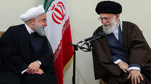 Imam Khamenei: Country's Resistance due to People's, Youth's Faith [Photos]